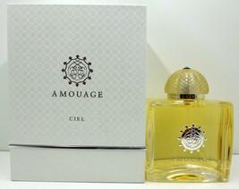 AMOUAGE CIEL EAU DE PARFUM FOR WOMAN NATURAL SPRAY 100 ML/3.4 FL.OZ. NIB - $172.76