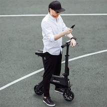 Motini Nano Folding Electric Scooter Weighs 23.5 Lbs 36v 250w Lithium Battery  image 7
