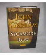 Sycamore Row Book By John Grisham First Edition 2013 - $43.46