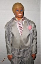 Ken Doll -  In Formal Wedding Outfit - $20.00