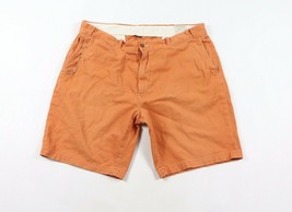 Vintage Polo Ralph Lauren Mens Size 38 GI Fit Drill Chinese Spell Out Shorts - $39.55