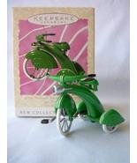 Hallmark Keepsake Spring Ornament 1935 Steelcraft Velocipede 1997 - $5.94