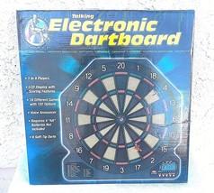Arachnid Cricket Electronic Talking Dartboard 4 Players - $140.25