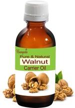 Walnut Oil-Pure & Natural Carrier Oil - 50 ml Juglans Regia by Bangota - $12.87