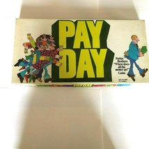 Payday Parker Brothers 1975 Finance Board Game Complete 8 To Adult 2-4 P... - $24.74
