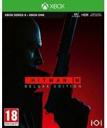 Hitman 3 Deluxe Edition Xbox One Xbox Series X/S [READ DESCRIPTION] - $13.00