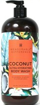 1 Ct Measurable Difference 32 Oz Coconut Ultra Hydrating Body Wash With Pump - $16.99