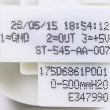 WH12X10548 Ge Sensor Press Oem WH12X10548 - $27.67