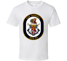 Ddg-59 Uss Russell T Shirt - $19.99+