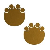 LiteMark 9 Inch Metallic Gold Elephant Tracks - Pack of 12 - $32.95