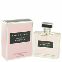 Perfume Midnight Romance by Ralph Lauren 3.4 oz Eau De Parfum Spray for ... - $85.34