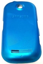 OEM Blue Back Cover Batterty Door Replacement For Samsung Corby M5650 GT... - $4.50