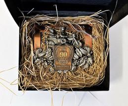 1993 Harley Davidson 90th. Anniversary Christmas Ornament Pewter Brass L... - $41.23
