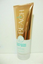 BATH & BODY WORKS-AT THE BEACH-MOISTURIZING BODY WASH-W/SHEA+COCOA 10 FL.OZ - $25.00