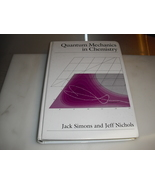 quantum mechanics  in  chemistry   - $41.99