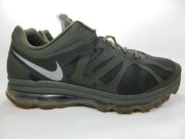 Nike Air Max + 2012 Taglia USA 18 M (D) Eu 52.5 Uomo Scarpe da Corsa Verde