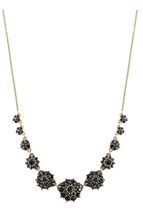Michal Negrin Brass Necklace Swarovski Crystals  #100171780010 - $167.31
