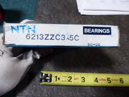 NTN 6213ZZC3/5C Shielded Ball Bearing  image 2