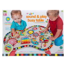 ALEX Jr. Sound and Play Busy Table - $60.26