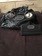 Authentic Guess purse and matching wallets - $60.00