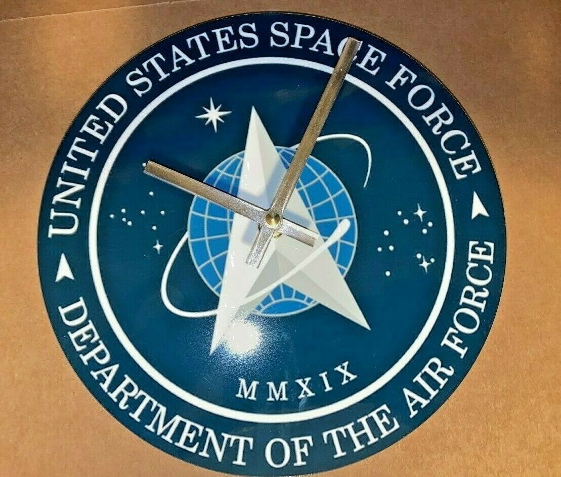 Primary image for Space Force  Wall Clock