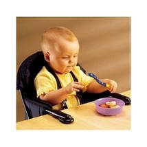 Restaurant High Chair For Toddlers Portable Hook On Travel Space Saver B... - $35.63