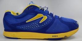 Newton Energy NR II Men's Running Shoes Size US 12.5 M (D) EU 46.5 Blue M004314