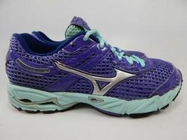 Mizuno Wave Precision 13 Sz 7.5 M (B) EU 38 Women's Running Shoes Purple 410501