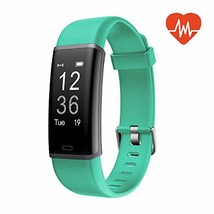 LETSCOM Fitness Tracker with Heart Rate Monitor Watch, Activity Tracker with Ste - $38.52