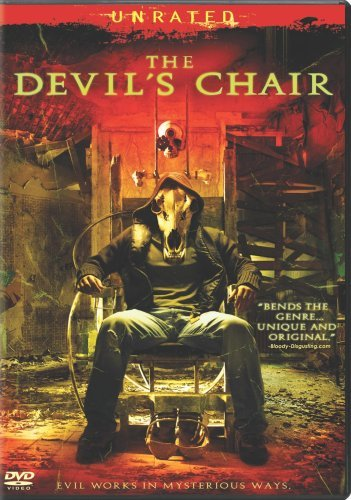 The Devil's Chair (DVD, 2008, Unrated)