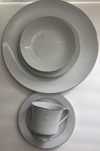 Fashion Royale REMEMBRANCE 5 Piece Place Setting Service for 1 Fine Chin... - $24.70