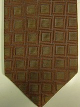 NEW $155 Robert Talbott Best of Class Gold and Copper Handmade Tie - $34.99
