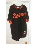 Majestic Baltimore Orioles Away Alt Jersey Size XL 48 - $31.93