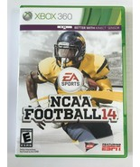 NCAA 14 West Virginia - Xbox 360 - Replacement Case - No Game - $7.91