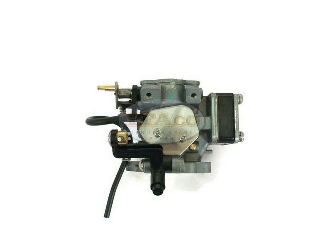 Genuine OEM Carburetor Carb Yamaha Outboard 9.9HP 15HP 9.9 15 6E8-14301 2 stroke