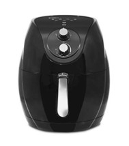 Elite Platinum EAF-553 Electric Air Fryer Oil-Less Healthy Cooker with Extra Lar