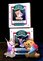 Hallmark Handcrafted Ornaments Artists' Favorites AA-191786 Collectible - $39.95