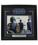 Jeremy Bulloch Signed Framed 11x14 Star Wars Boba Fett Photo BAS - $287.09