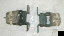 1993 Ford Explorer 4X4 V6 Set Of Right Rear Door Hinges - Upper & Lower - $2.88