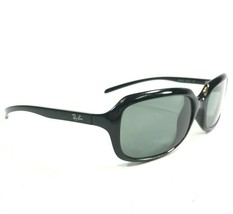 Ray-Ban RB4131 601/71 Sunglasses Eyeglasses Frames Black Wrap Round Full... - $46.74