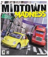 Microsoft Midtown Madness - PC [video game] - $21.95