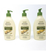 Lot of 3 Spa Haus Fragrance Free Dry Skin Moisturizing Lotion Colloidal ... - $27.10