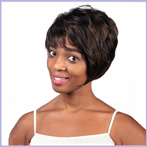 Black Brown Short Straight Hair With Long And 50 Similar Items