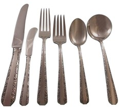 Candlelight by Towle Sterling Silver Flatware Set Service 50 Pieces - $1,895.00