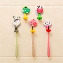 Cute Cartoon Sucker Toothbrush Holder Bathroom Set - $10.51