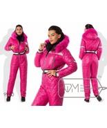 Winter Jumpsuit Overall Playsuit Romper Outwear Outfit Ski Suit Snowsuit... - $169.00