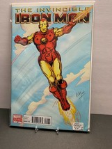 Invincible Iron Man #25 1:50 Cover Variant Herb Trimpe - 2010 Marvel Com... - $37.00