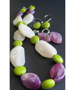 Green and purple set - $38.15