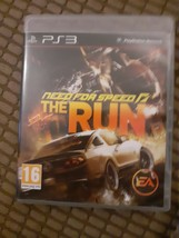 Need for Speed The Run PS3 Playstation 3 - $10.24