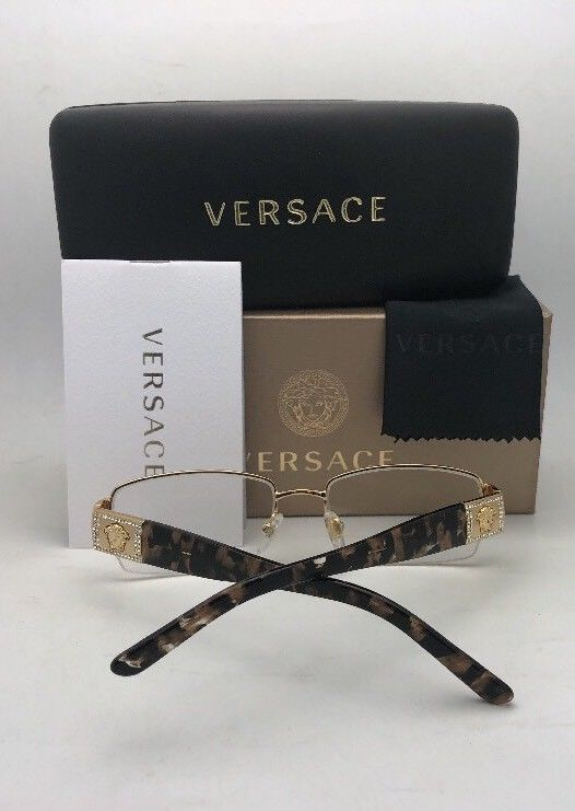 0bd8c0df9fe New VERSACE Rx-able Eyeglasses MOD.1230-B and 50 similar items